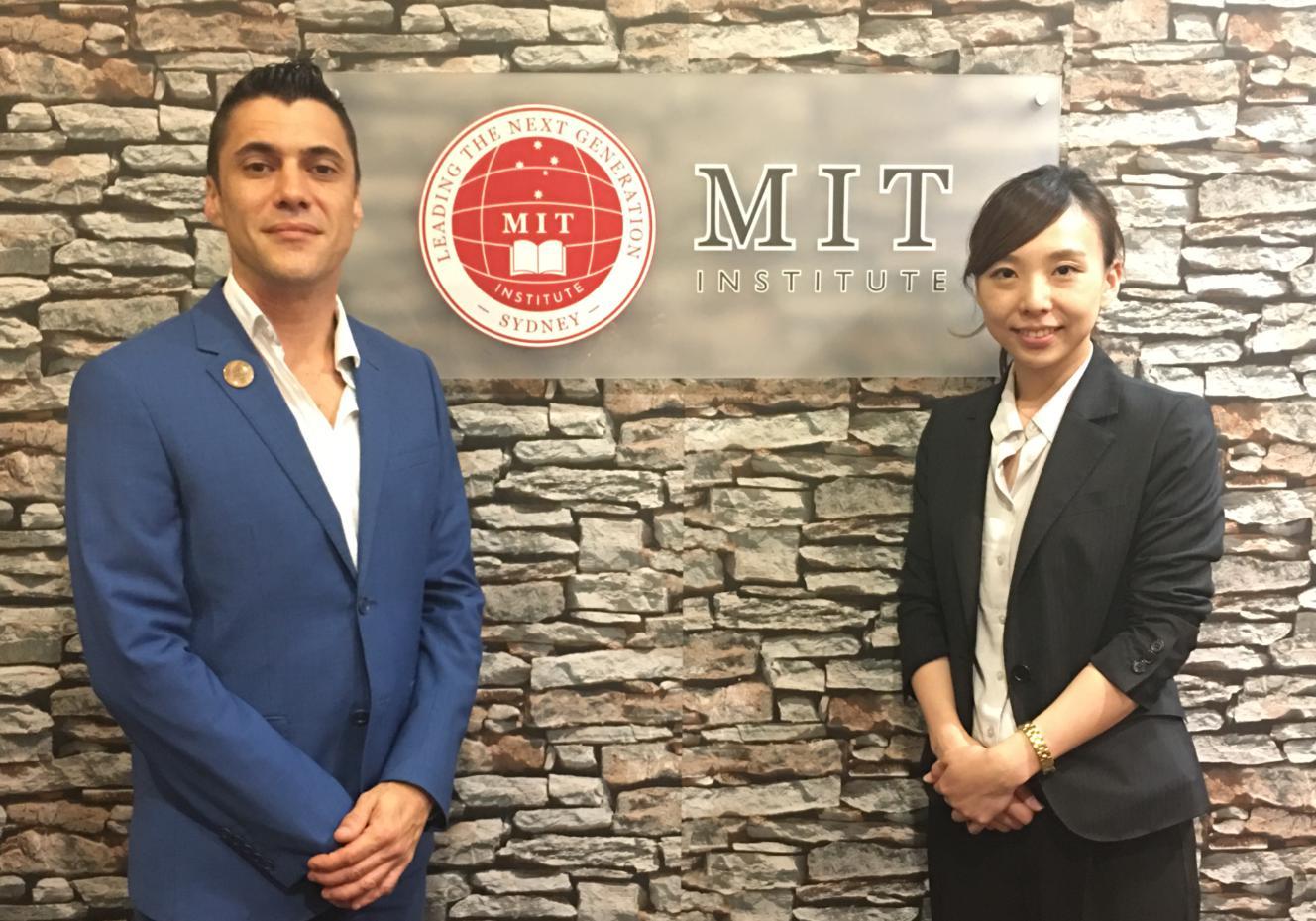 MIT Instituteの教師