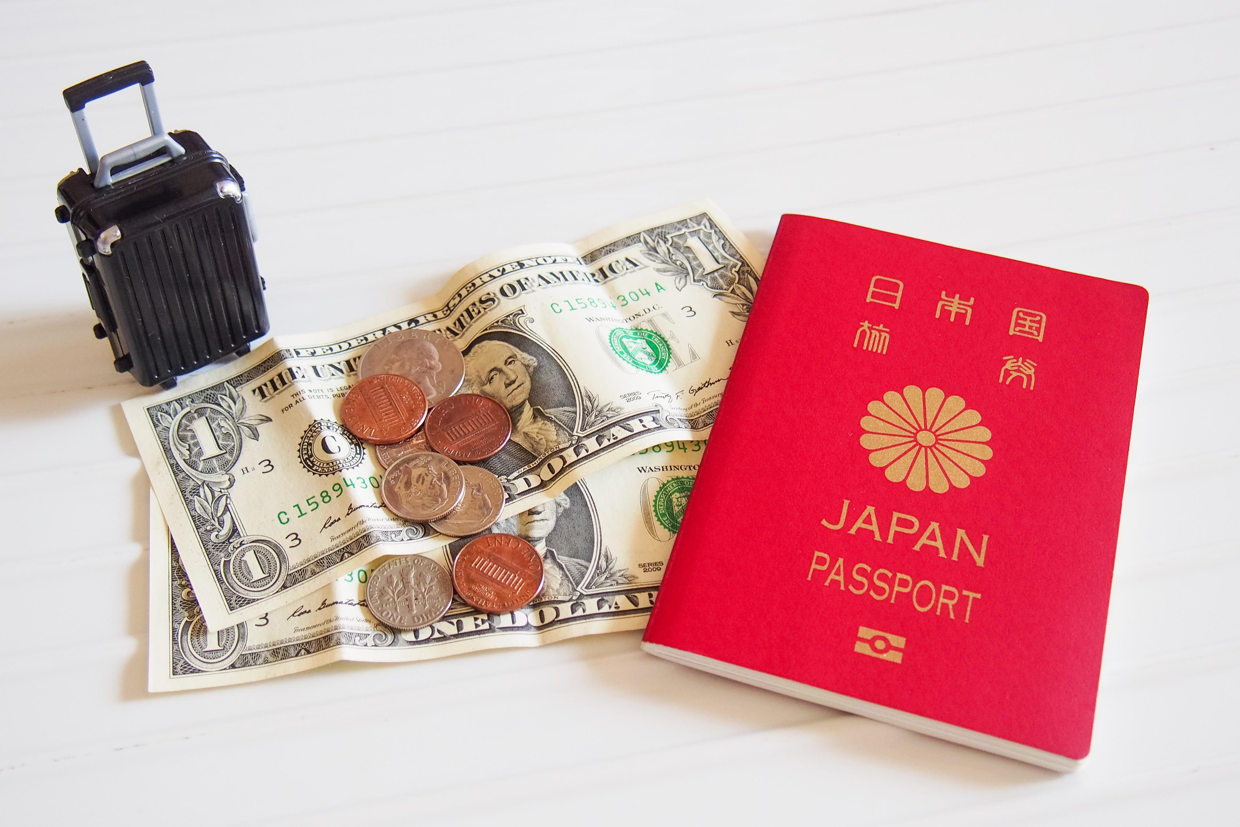 留学するときの荷物