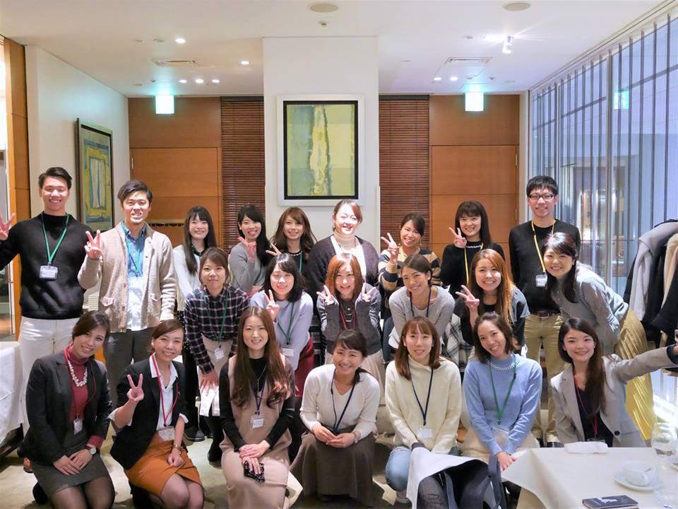 大阪での看護留学同窓会