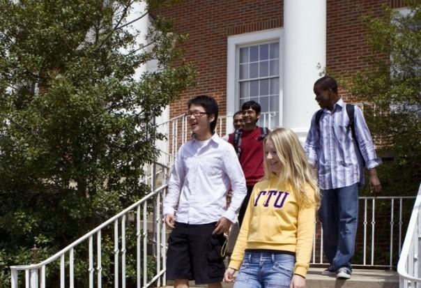 TTUの学生