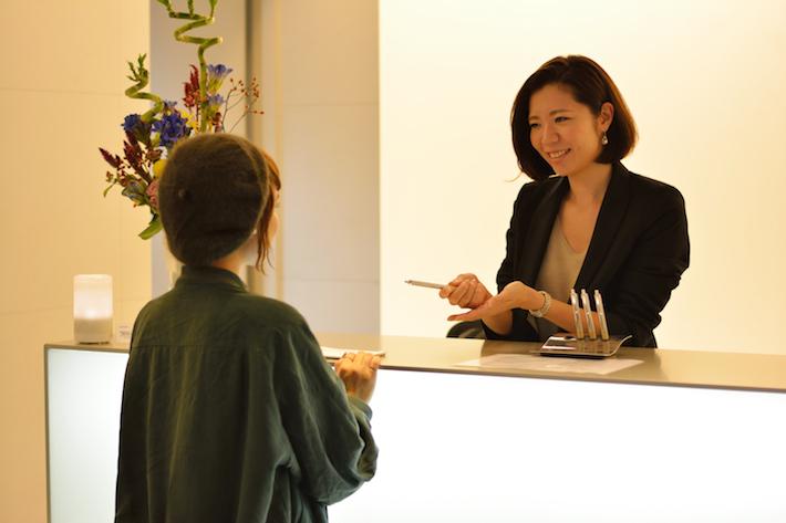 ワールドアベニュー東京オフィスへの案内4
