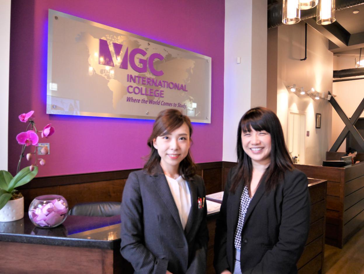 VGCの日本人カウンセラー