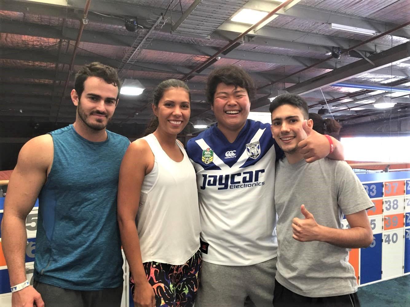 オーストラリア留学で出会た仲間