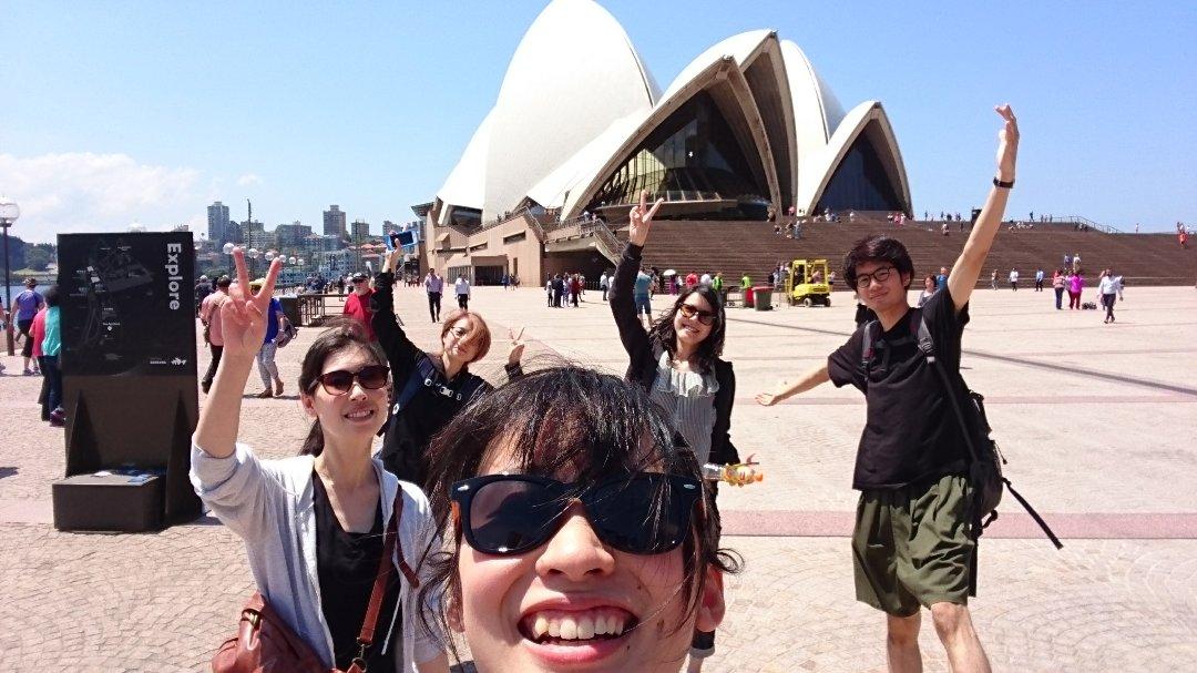 シドニーで観光
